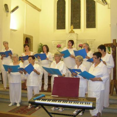 Concerts en l'honneur de Marie