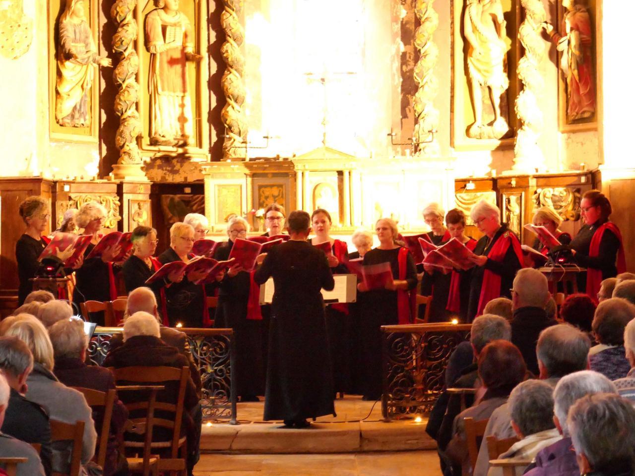 Concert - Saint Laurent la Vallée (24)